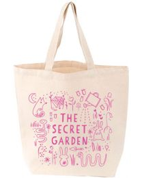 The Secret Garden Tote Bag