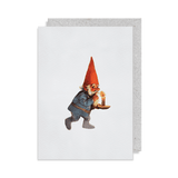 Gnome Card by Rien Poortvliet