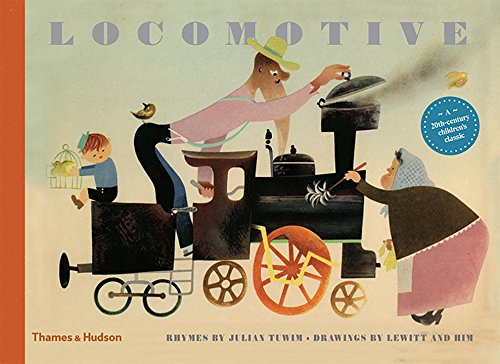Tuwim, Lewitt and Him: Locomotive