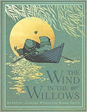 The Wind in the Willows by Kenneth Grahame, illustrated by Grahame Baker-Smith