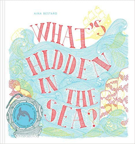 Aina Bestard: What's Hidden in the Sea