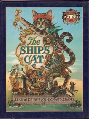 The Ships Cat by Alan Aldridge, illustrated by Richard Adams