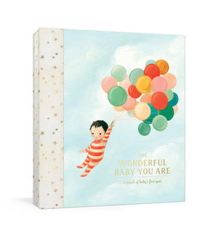The Wonderful Baby You Are, A Record of Baby's First Year by Emily Winfield Martin