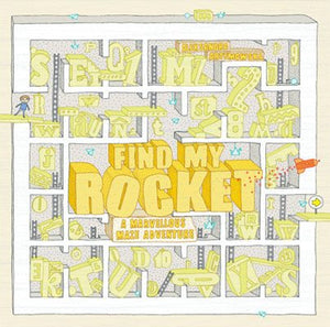 Find my Rocket: A Marvellous Maze Adventure