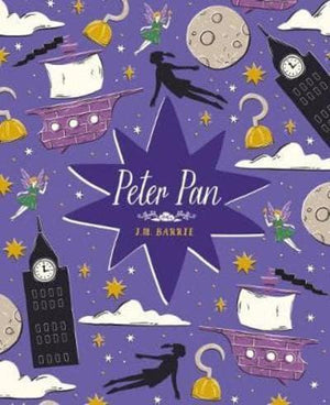 J. M. Barrie: Peter Pan, Illustrated by Leira Salaberria