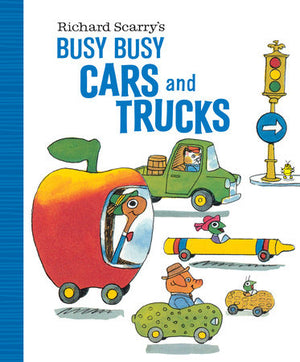 Richard Scarry's Busy, Busy Cars and Trucks