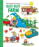 Busy, Busy Farm by Richard Scarry