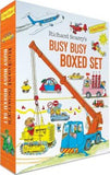 Busy, Busy Boxed Set by Richard Scarry