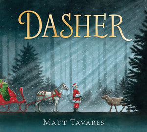Matt Tavares: Dasher
