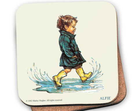 Coaster: Alfie, Puddles