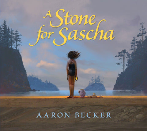Aaron Becker: A Stone for Sascha