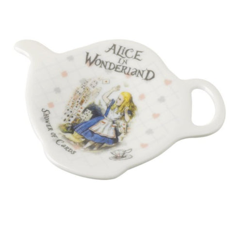 Alice in Wonderland Melamine Tea Tidy