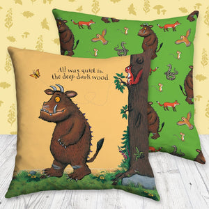 The Gruffalo Cushion
