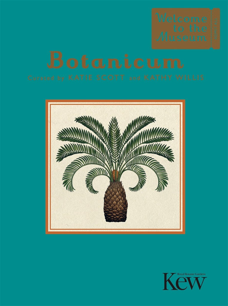 Botanicum by Jenny Broom, illustrated by Katie Scott