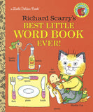 Richard Scarry: Best Little Word Book Ever
