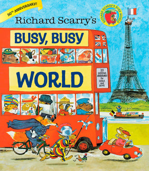 Richard Scarry: Busy Busy World