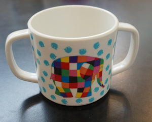 Elmer Double Handled Cup