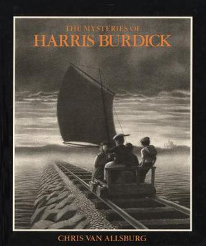 Chris Van Allsburg: The Mysteries of Harris Burdick