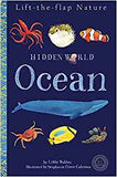 Hidden World-Ocean by Libby Walden, illustrated by Stephanie Fizer Coleman