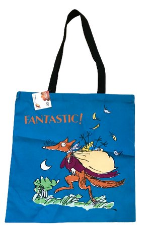 Tote Bag: Roald Dahl, Fantastic Mr Fox