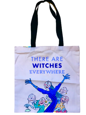 Tote Bag: Roald Dahl, The Witches