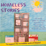 *Homeless Stories* 20 Stories by Children Experiencing Homelessness in Ireland During the 2020 Pandemic