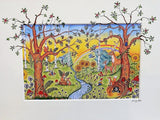 Print: Jenni Kilgallon - Enchanted Woodland