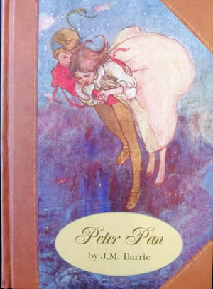 Peter Pan by J.M. Barrie, Decorated by Gwynedd M. Hudson