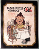 The Wizard of Oz weekly planner