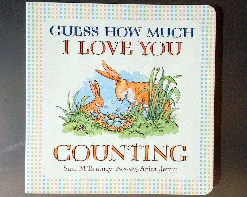 Guess How Much I Love You Counting Book