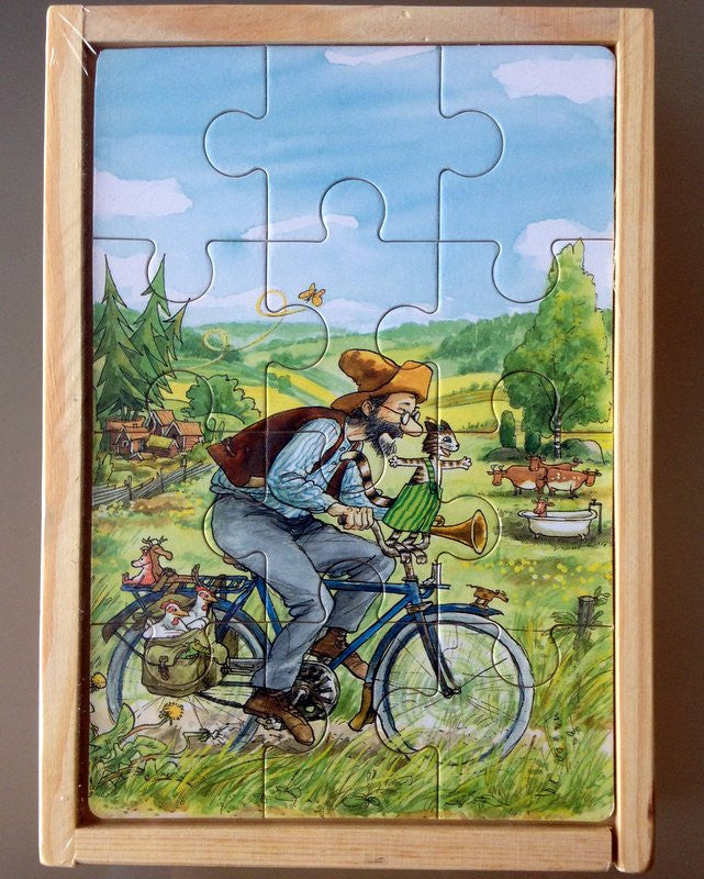 Findus and Pettson Jigsaw
