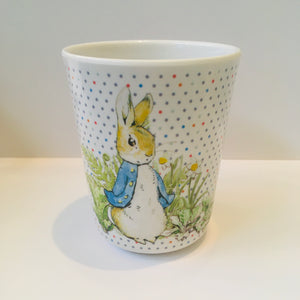 Drinking Cup: Peter Rabbit (Birds)