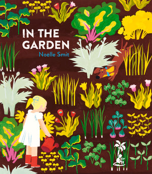 In the Garden by Noelle Smit