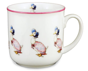 Jemima Puddle Duck Porcelain Mug