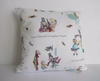 Charlie and the Chocolate Factory Cushion by Murraymaker