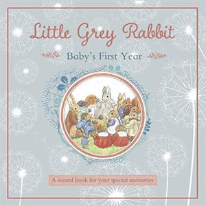 Little Grey Rabbit Baby's First Year
