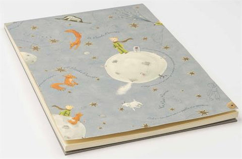Luxury A4 notepad: The Little Prince
