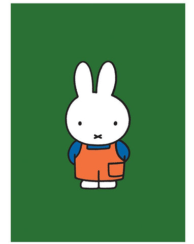 Print: Miffy in Dungarees