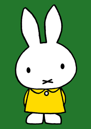 Miffy Greeting Card