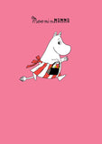 Moomin Greeting Card