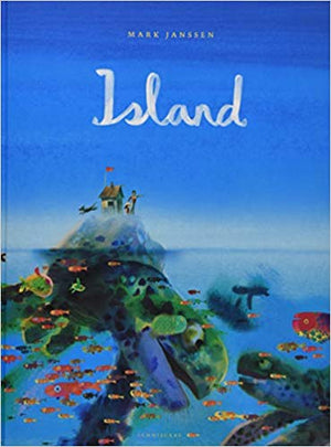 Island by Mark Janssen