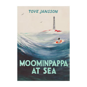 Tove Jansson: Moominpappa At Sea (Hardback Collectors' Edition)