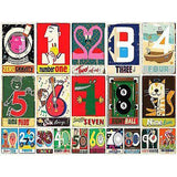 Paul Thurlby Numbers Jigsaw