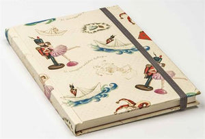Kartos Hardback Nutcracker Luxury Notebook