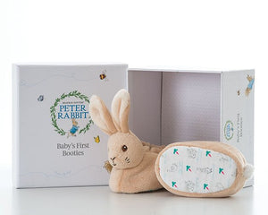 Peter Rabbit Booties Baby Present