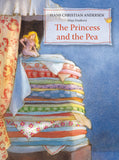 The Princess and the Pea by Hans Christian Andersen, illustrated by Maja Dusikova