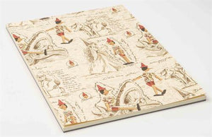 Kartos A4 Pinocchio Luxury Notepad