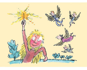 Print: The Magic Finger Roald Dahl