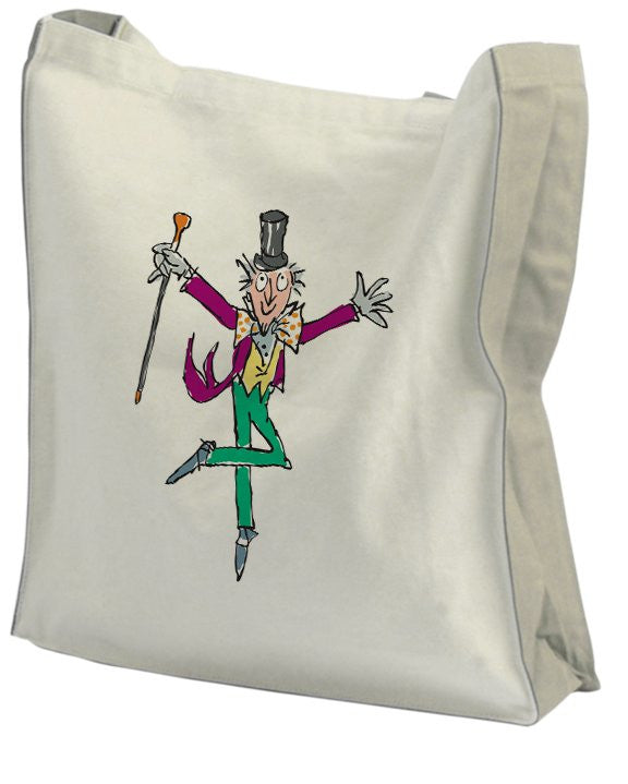 Charlie and the Chocolate Factory Tote Bag Roald Dahl