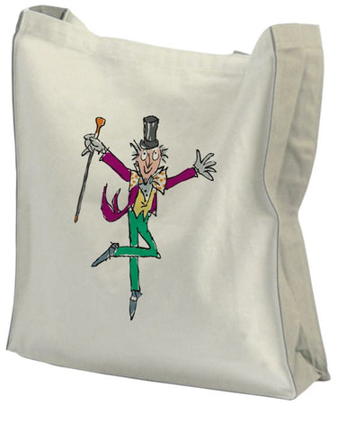 Luxury Tote: Roald Dahl - Charlie and the Chocolate Factory